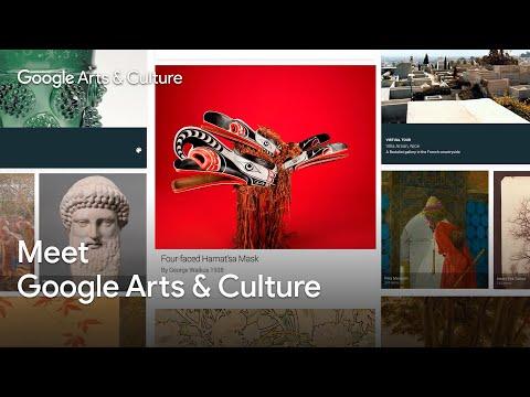 Meet Google Arts & Culture | #GoogleArts