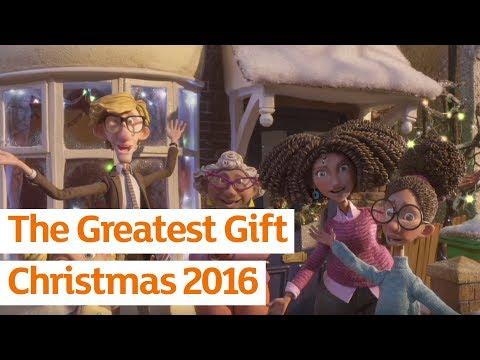 The Greatest Gift   Sainsbury's Ad   Christmas 2016