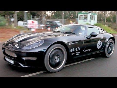 Lightning GT Electric Supercar | TRANSLOGIC