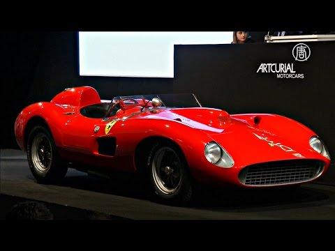 Гоночный Ferrari 1957 года ушёл с молотка за €32 млн (новости)