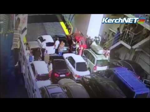 россия, народ, авто, OMG-WTF - Как один чудик утопил машину, попытавшись «быть первым в Крыму»