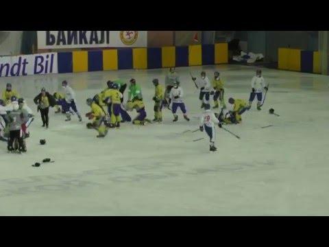 Это какое-то бенди! Монгольские хоккеисты напали на сборную Украины - украина, спорт