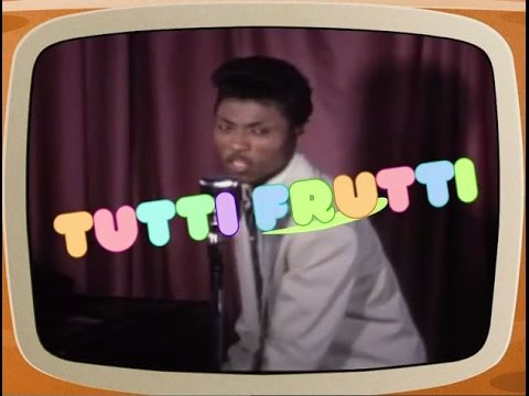 Little Richard - Tutti Frutti (Official Lyric Video)