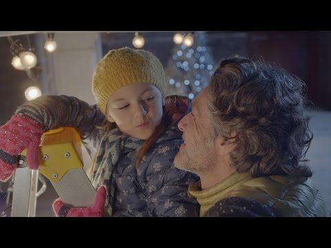#Zeitschenken – EDEKA Weihnachtswerbung