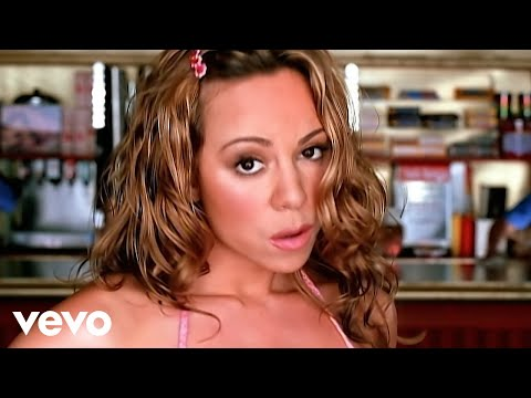 Mariah Carey, Jay-Z - Heartbreaker (Official HD Video)