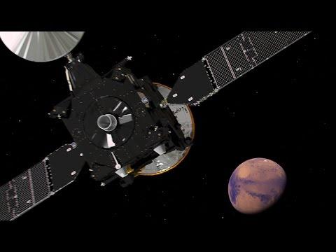 """""""Марс наш!"""": российская ракета успешно стартовала с Байконура и отправилась к Красной планете - россия, космос, знания, гаджеты"""