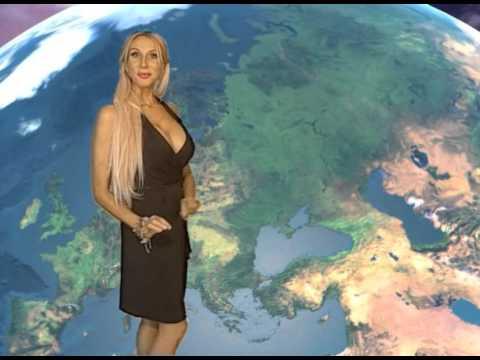 Удивительные кадры приходят из Челябинска: эротический прогноз погоды и баскетбольный тамада - телевидение, спорт, россия, необычное