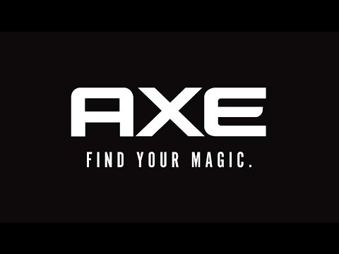 "AXE ""FIND YOUR MAGIC"""