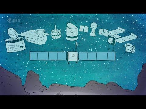 """соцсети, космос, картинки, интернет, душевное, гаджеты - """"Прощай, старый друг"""": 7 трогательных моментов последних часов жизни """"Розетты"""""""
