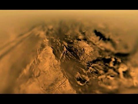 космос, знания - Впервые: Видео самой уникальной посадки зонда в истории
