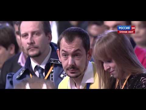Путин о российских военных на Донбассе