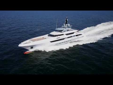 Motor Yacht GALACTICA SUPER NOVA | Heesen Yachts 230'