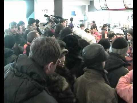 Открытие Макдональдс в Ульяновске
