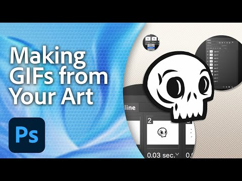 How to Create an Animated GIF in Photoshop   Adobe Creative Cloud