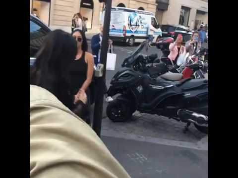 """Виталий Седюк поцеловал Ким Кардашьян в """"пятую точку"""" (видео)"""