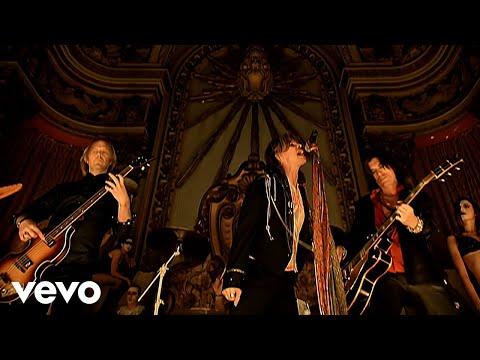 Aerosmith - Jaded (Official HD Video)