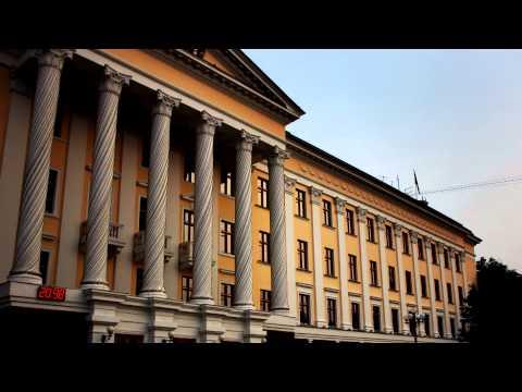 Хабаровск - Взгляни на свой город (Таймлапс 2012 FHD 1080p)
