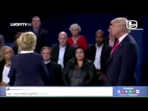 украина, пропаганда, музыка, знаменитости - Самое смешное видео о дебатах Трампа и Клинтон