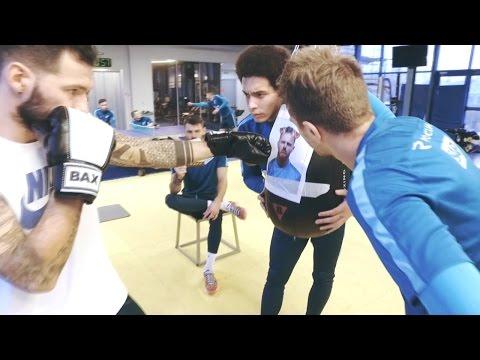 «Манекен Челлендж»: футбольный клуб «Зенит» / Mannequin Challenge: the Zenit version