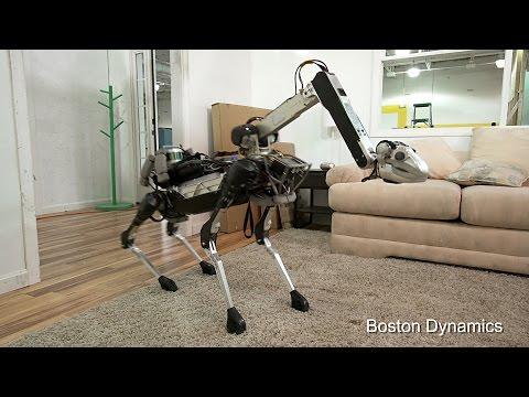 необычное, животные, гаджеты - 10 невероятных и полезных роботов-животных