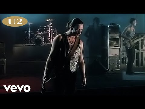 U2 - With Or Without You (Official Music Video)