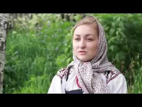 Гипнотический язык: Девушка рассказывает сказку на северорусском говоре - россия, ностальгия