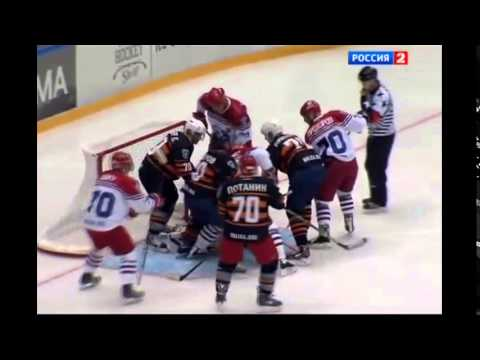спорт, Путин - Все голы, разбор ТТД и полностью матч хоккеиста Путина