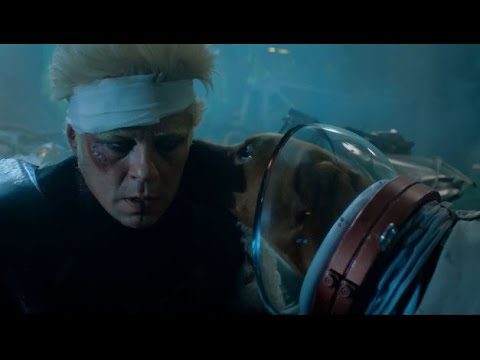 Cosmo's Cameos in Guardians of the Galaxy (1080p)