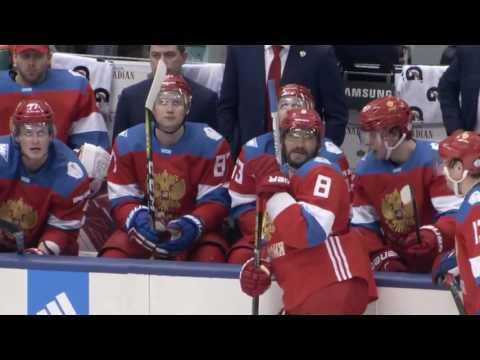 спорт, россия, знаменитости - О чем хоккеисты говорят во время матча: Овечкин и Кузнецов впервые в истории спорта сыграли с микрофонами на форме