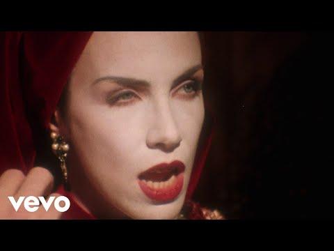 Annie Lennox - Walking on Broken Glass (Official Video)