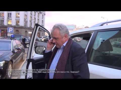 СтопХам - Михалков, ГосДума, Нападение