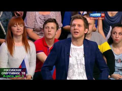 """Как телевидение игнорирует реальность в угоду """"патриотизму"""". На примере футбола - телевидение, спорт, россия, пропаганда"""