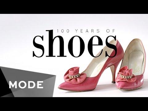 100 лет эволюции туфель на каблуках: посмотрев это видео, вы захотите примерить их все - ностальгия, красота