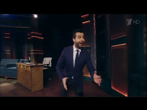 Вечерний Ургант. Флешмоб Mannequin Challenge / Манекен Челлендж (15.11.2016)