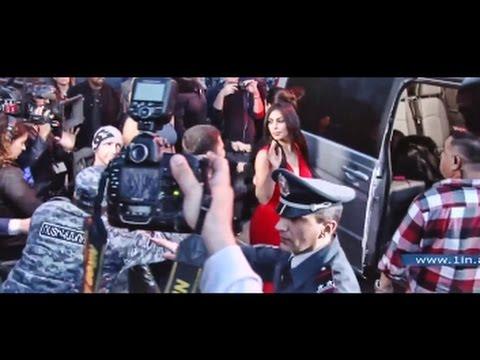 Kim Kardashian Attacked!! [VIDEO] HD
