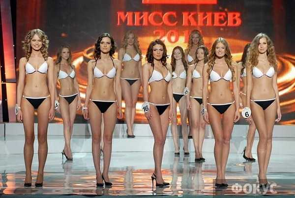 В столице Украины 54 процента населения — женщины