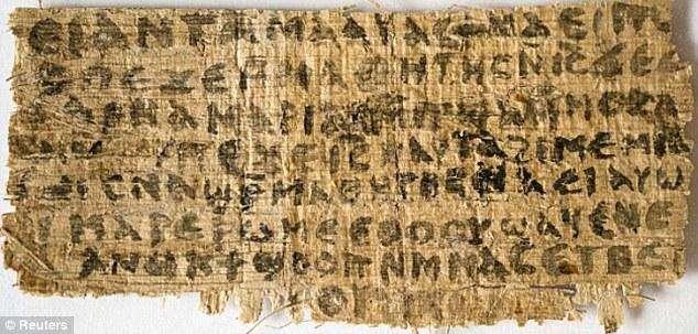 необычное, знания - Найдено пятое Евангелие, где говорится, что Иисус Христос был женат на Марии Магдалине и у них было двое детей