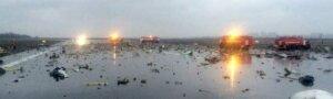 11 фактов о катастрофе Боинга в Ростове: Фото, видео, всё, что известно