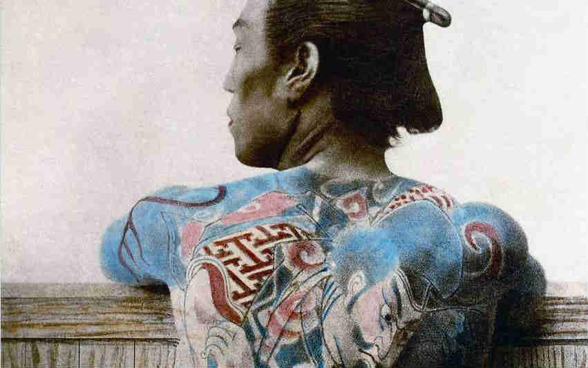 15 уникальных архивных фотографий последних самураев - ностальгия, необычное, картинки