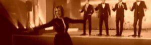 Ролик с танцем Марии Захаровой сделали еще смешнее