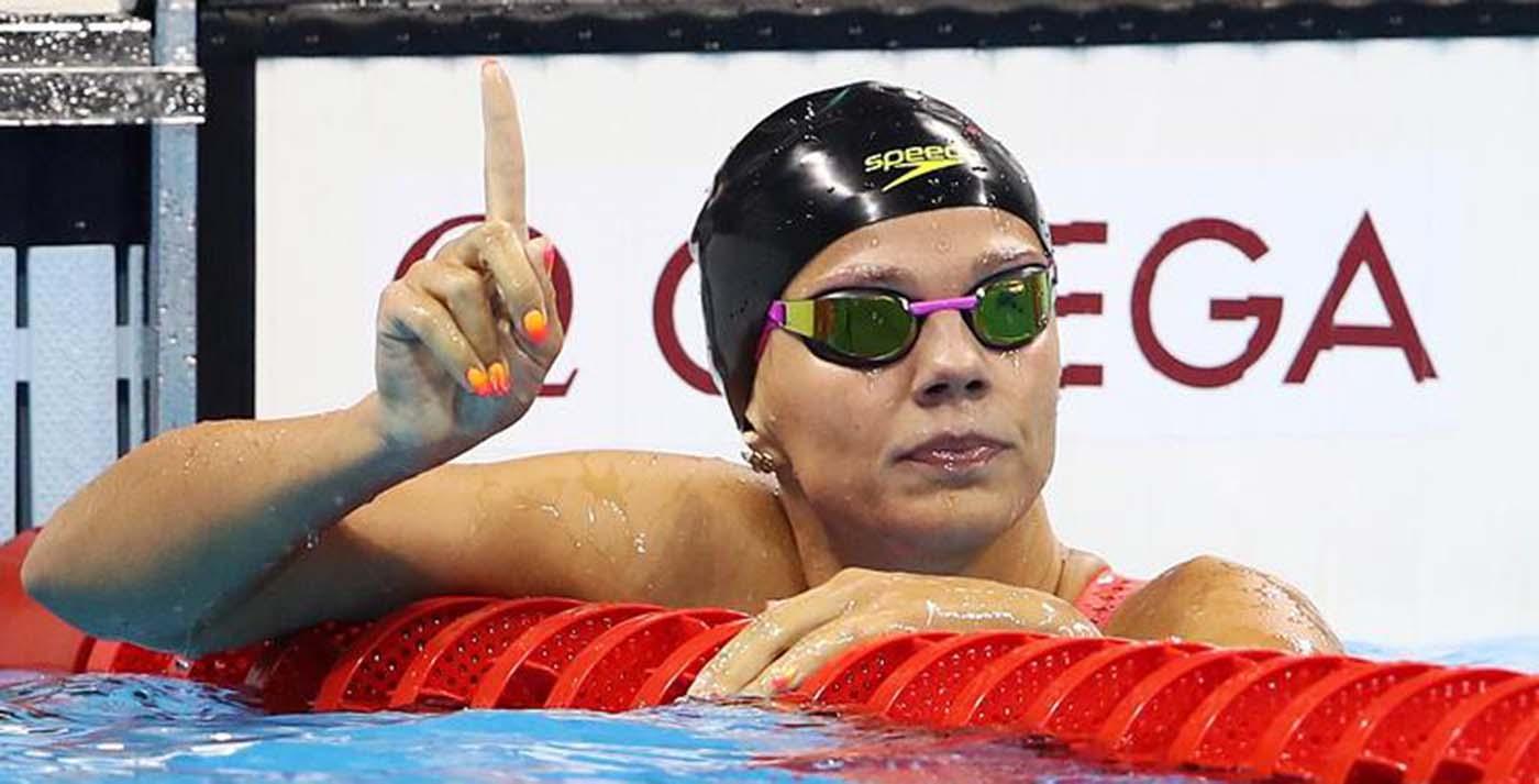Топ-25 поразительных моментов Олимпиады в Рио, ставших вирусными в мире