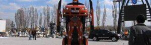 Как выглядит и действует настоящий трансформер, созданный умельцами из автомобиля BMW