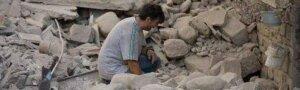 Как котика спасли из-под завалов через 2 недели после землетрясения в Италии
