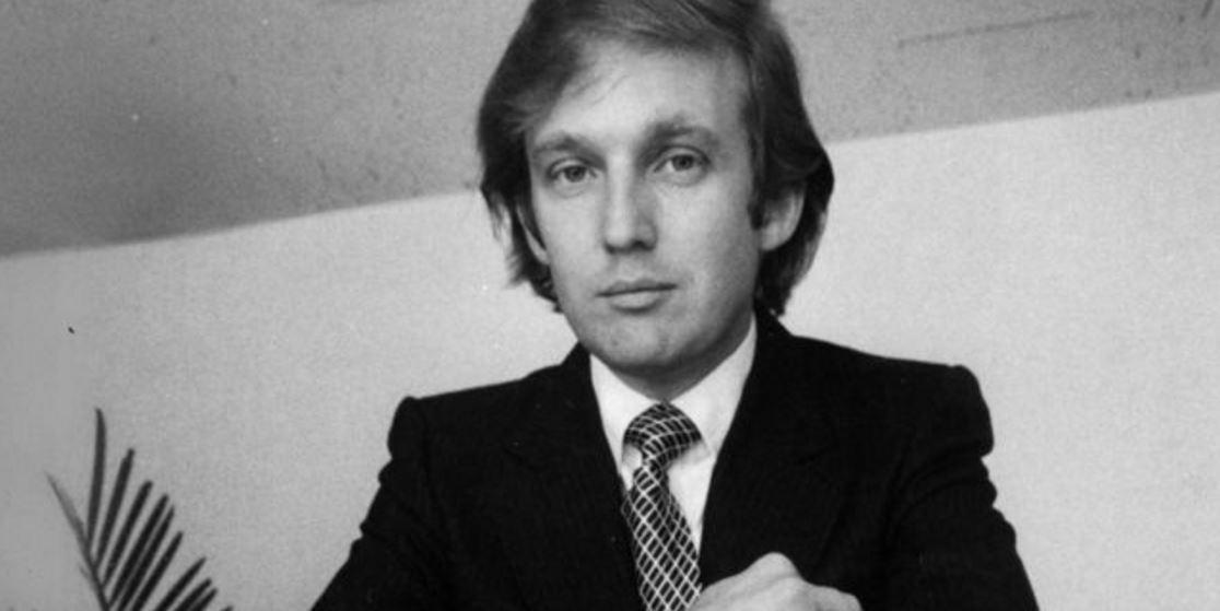 Как Дональд Трамп менялся в течение 65 лет: 18 фото - картинки, знаменитости