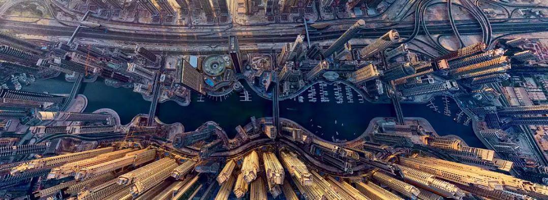 красота, картинки - Вид сверху: совершенно новый взгляд на знакомые пейзажи