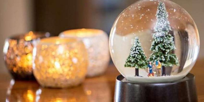 """Как сделать стеклянный """"шар со снежинками"""" своими руками - лайфхак, знания"""