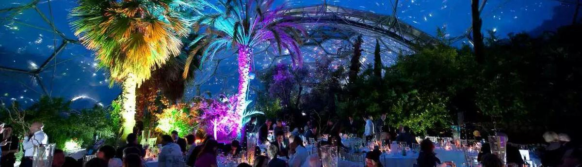 """необычное, картинки - Как выглядит """"Проект Эдем"""" - самый большой ботанический сад в мире"""